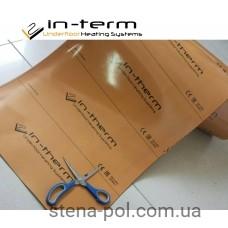 Инфракрасная пленка In-term 240 Вт (ширина 0,5 м)