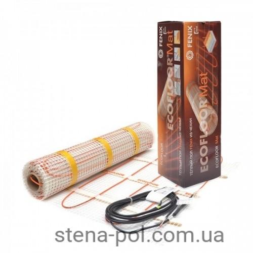 Нагревательный мат Fenix 22 м / 11 м² / 1800 Вт