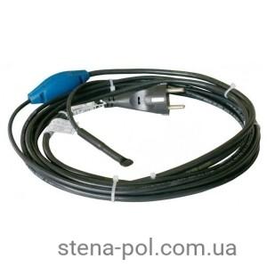 Нагревательный кабель  для обогрева труб (со встроенным термостатом) Fenix 1 м  / 12 Вт