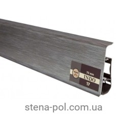 Плинтус Arbiton INDO 17 Алюминий