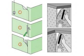 Как клеить виниловые обои на флизелиновой основе правильно