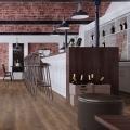 Ламинат Kronopol Parfe Floor 4V Дуб Бари 3887